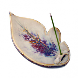 Lierre Incense Shoyeido Ceramic Incense Holder