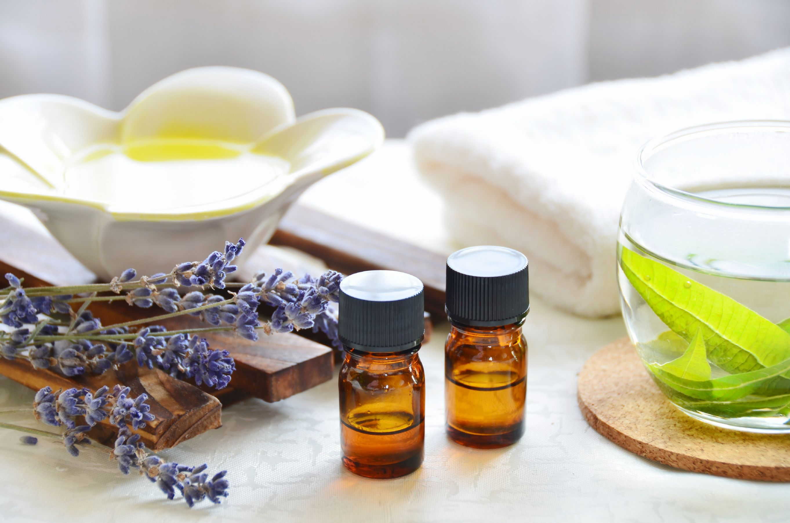 lierre massage supplies aromatherapy