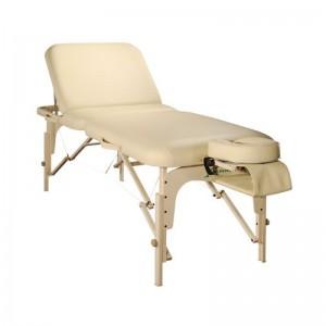La table de massage au dossier levé de Lierre